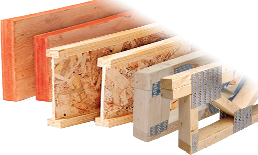 Superior wood trusses roofs flooring serving windsor Floor trusses vs floor joists